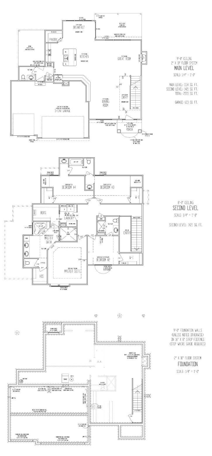Charleston wynne homes for Charleston floor plan